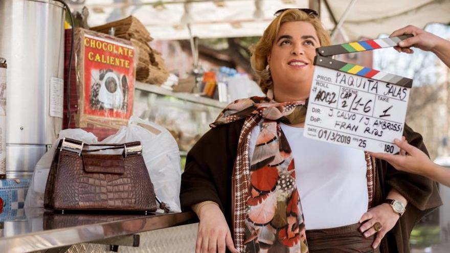 """Los Javis vuelven con Paquita Salas: """"Todo lo que hacemos nace de un chiste"""""""