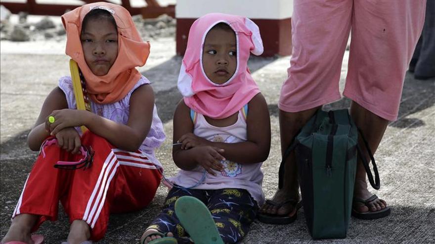 MSF teme que el tifón haya afectado a cientos de pueblos en Filipinas