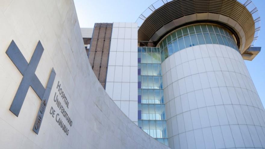 Hospital Universitario de Canarias.