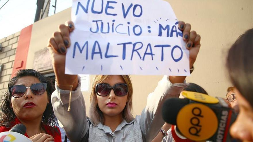 """Anulan la absolución del agresor de la impulsora del movimiento """"Ni una menos"""" en Perú"""
