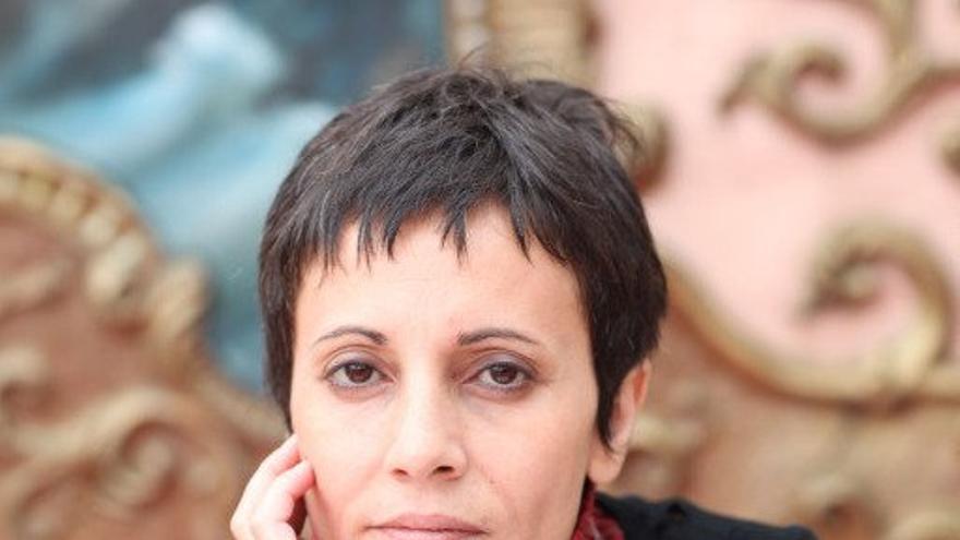 Fadwa Suleiman  / Imagen obra de Rami Jarrah
