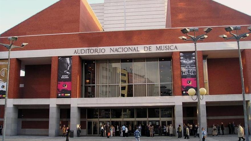 El Auditorio Nacional ofertará conciertos sinfónicos a cinco euros