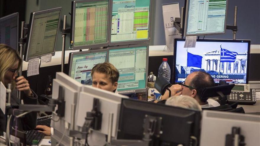 El DAX 30 alemán sube un 0,49 por ciento en la apertura