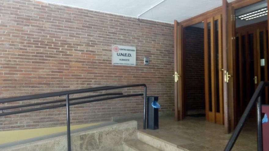 Centro asociado de la UNED en Albacete.