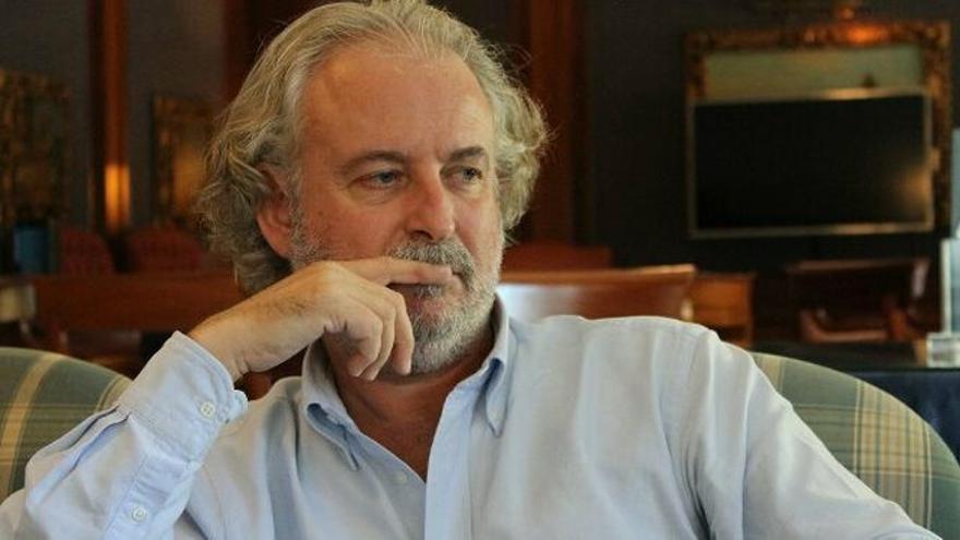 El periodista Rafael Porras, futuro presidente del Consejo de Administración de la RTVA.
