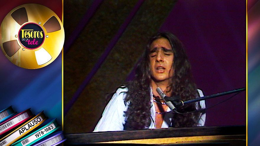 Antonio Flores en 'Tesoros de la tele'