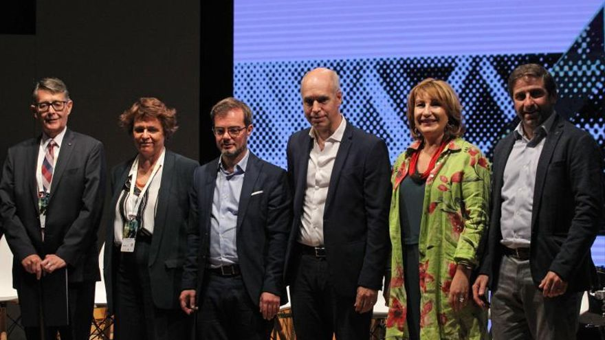Ciudades del mundo perfilaron proyectos culturales en la cumbre de Argentina