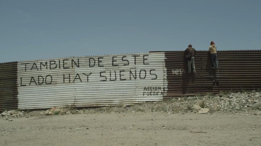 Una de las historias de 'Walls' se desarrolla en la frontera entre México y Estados Unidos / Foto: cedida.