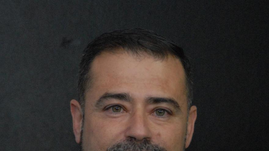 Francisco Montes de Oca, portavoz municipal de  Coalición Canaria en el Ayuntamiento de Los Llanos de Aridane.