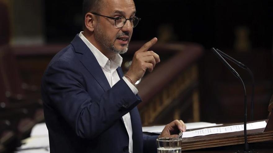 "El PDeCAT denuncia que el vídeo del PP ""fomenta el discurso del odio"""