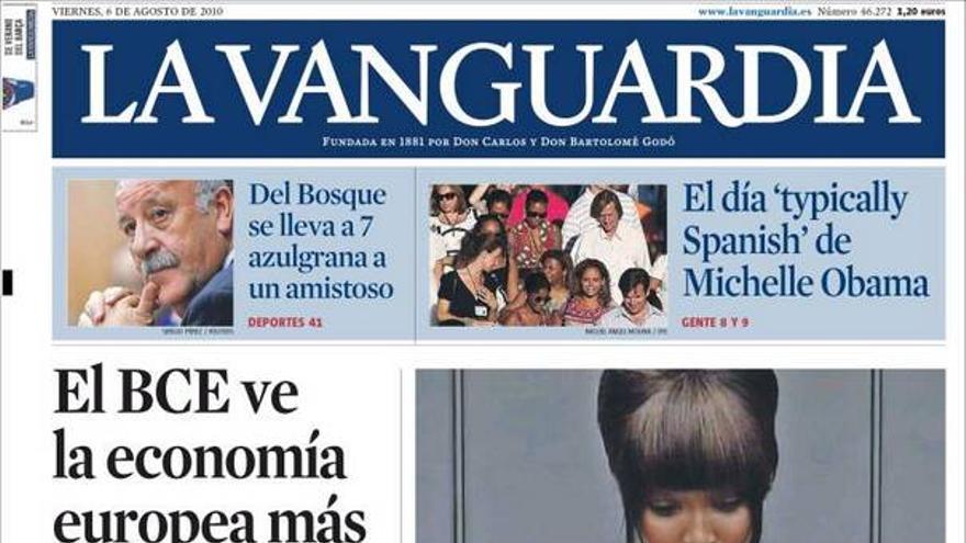 De las portadas del día (06/08/2010) #4