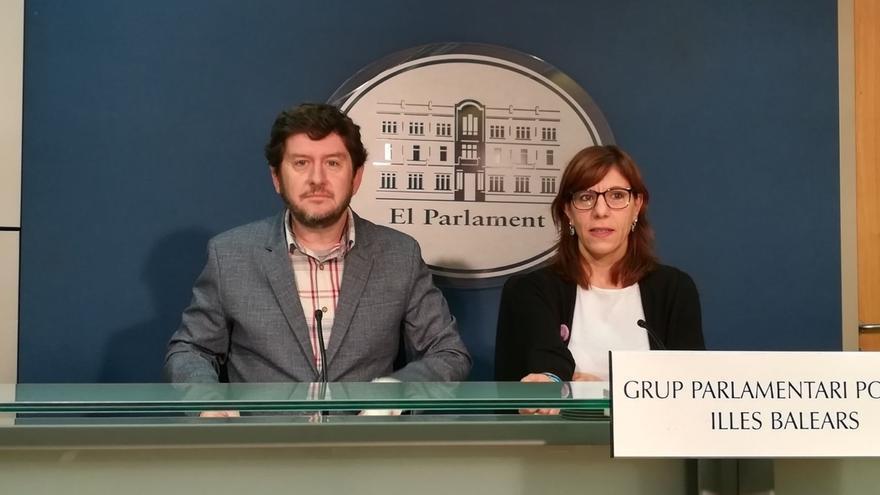 Podemos en Baleares rechaza reprobar este martes a Barceló y pedirá la dimisión de Rajoy por 'los papeles de Bárcenas'