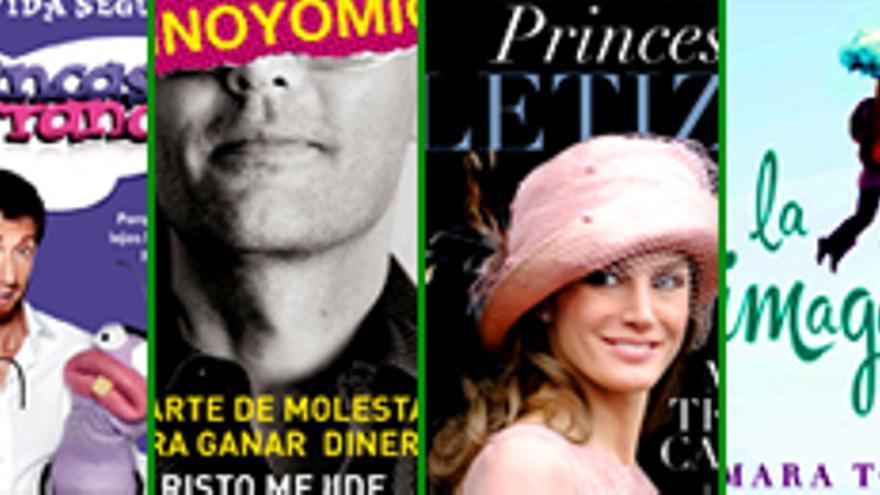 3, 2, 1...: ¡Dentro libros de televisión!