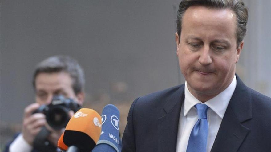 Cameron advierte a Putin de que si no hay cambios, la UE mantendrá sanciones