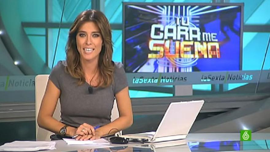 La fusión ya en pantalla con 'Tu cara me suena' en laSexta Noticias