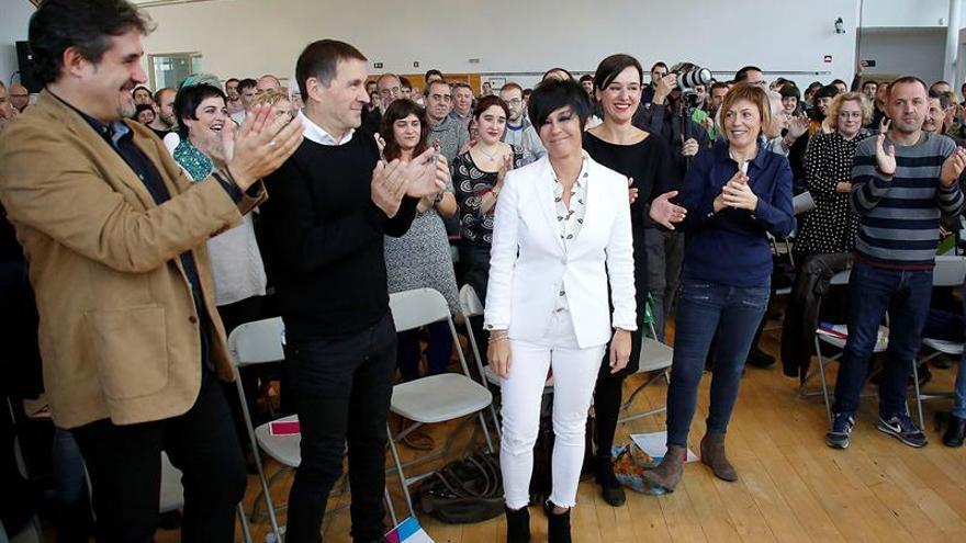EH Bildu presentará a Maddalen Iriarte como candidata a lehendakari