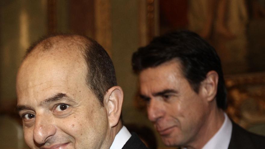 """Soria y el alcalde de Las Palmas defienden las prospecciones de Repsol en Canarias porque """"no sobra el dinero"""""""