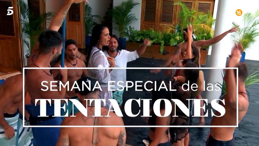 Telecinco anuncia 'La semana especial de las Tentaciones'