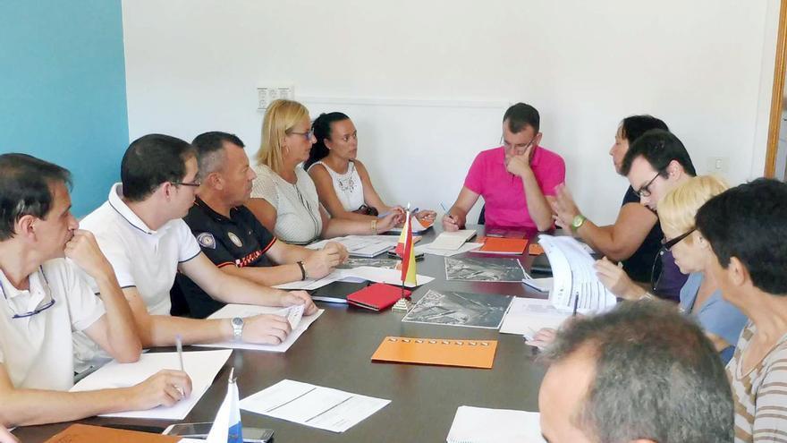 Reunión de la mesa técnica del Maspalomas Costa Canaria Soul Festival