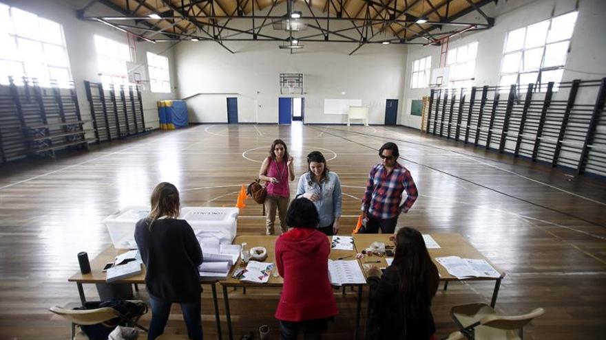 El fútbol amenaza la participación en las primeras primarias legales en Chile