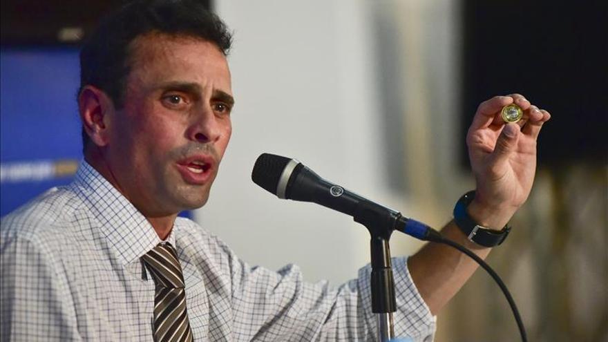 El opositor Capriles denuncia un ataque armado sin víctimas y culpa a Maduro