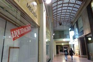 La galería es lugar de paso entre las calles Fuencarral y Corredera | Foto:AP