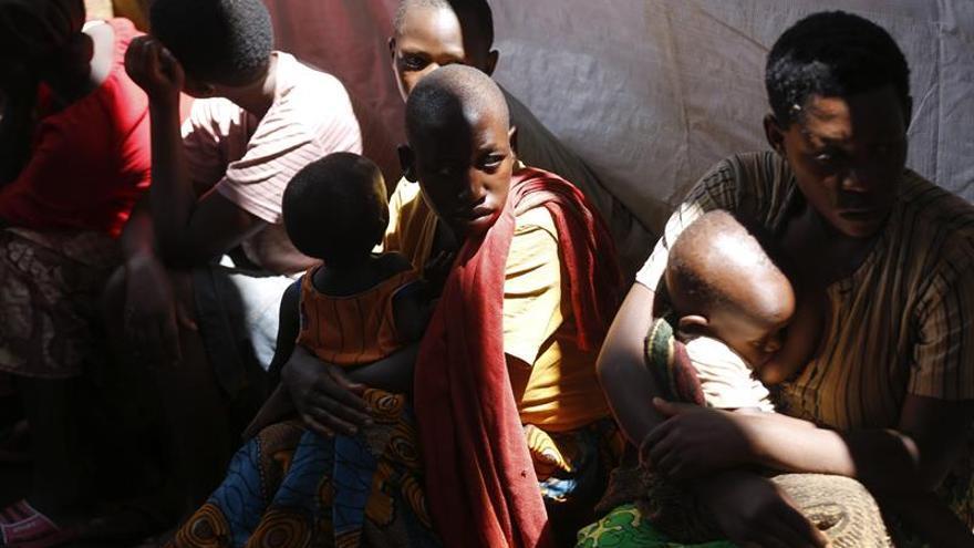 Más de 2.500 refugiados burundeses llegan a Ruanda huyendo de RD Congo