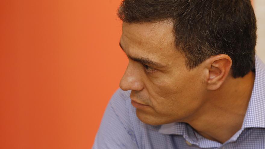El secretario general del PSOE, Pedro Sánchez / Foto: Inma Aguilar