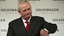 El expresidente de Volkswagen Martin Winterkorn.