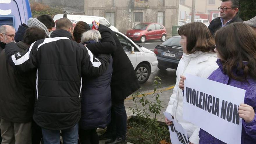 Galicia clama contra la violencia machista tras un fin de semana trágico