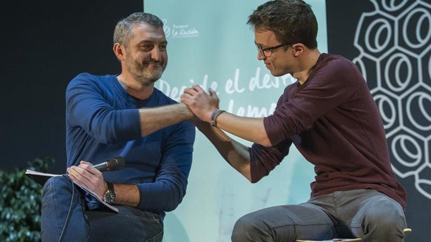 Errejón: Pablo Iglesias tiene que seguir siendo secretario general de Podemos