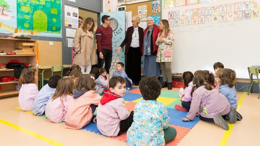 El colegio de Latas coordinará un programa de Erasmus+ con centros de Irlanda y Portugal