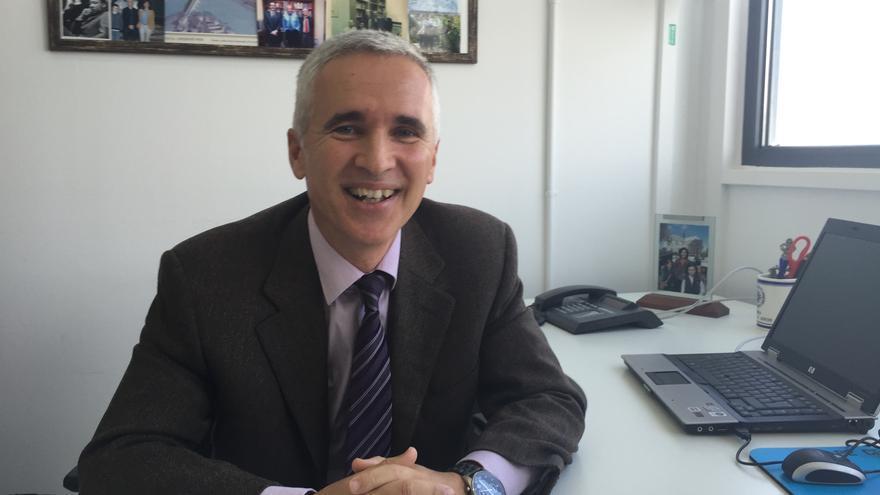 El profesor de Derecho Constitucional por la UPV Javier Tajadura.