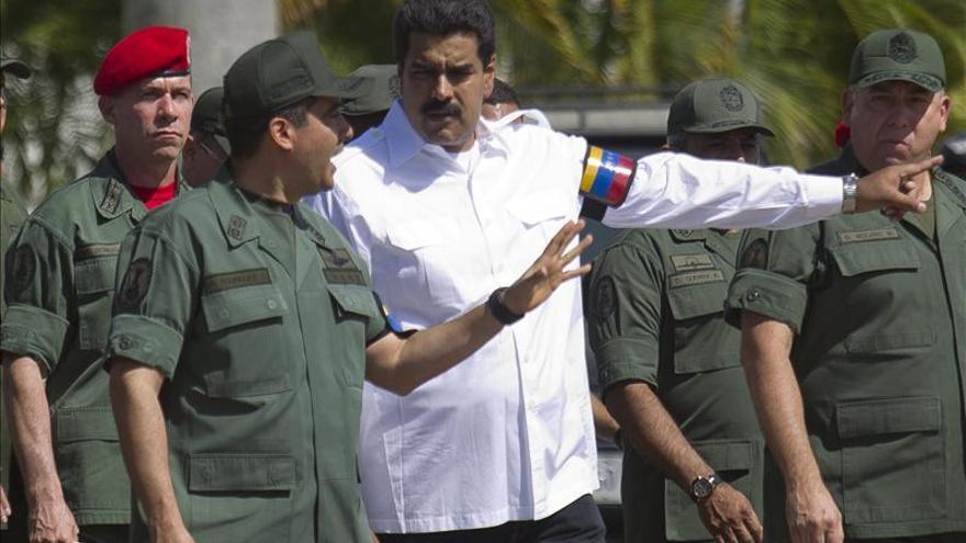 Generales venezolanos admiten prácticas corruptas en la lucha contra los delitos