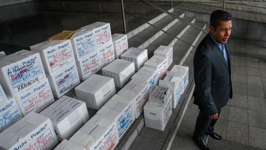 """El Supremo venezolano declara """"inadmisible"""" el recurso de Falcón contra las elecciones"""