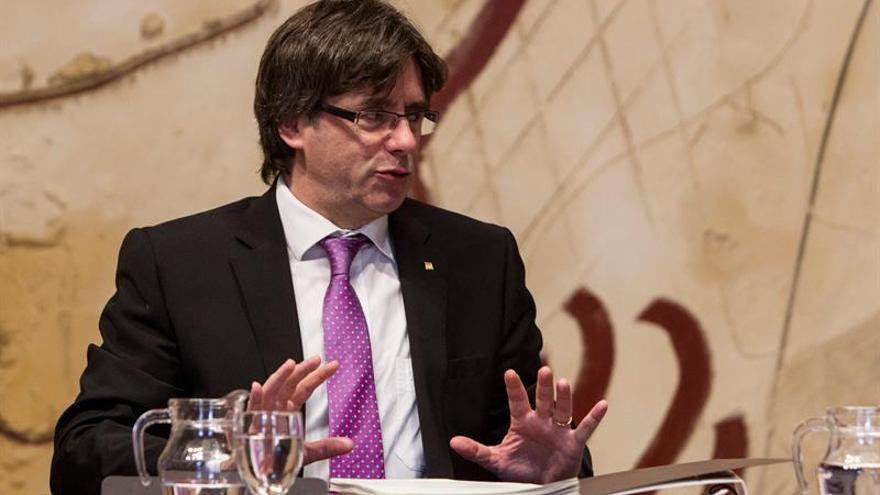 La Generalitat y el Parlament se defenderán en el Constitucional ante las medidas contra el proceso