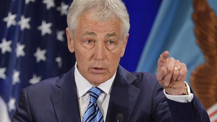 Hagel renuncia como secretario de Defensa en EE.UU., según la Casa Blanca