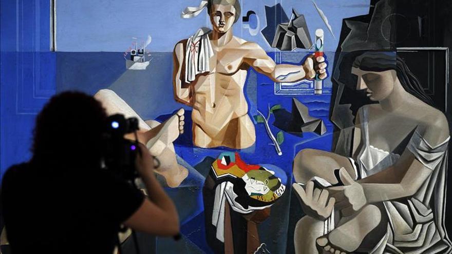 Más de 60.300 personas han contemplado ya la exposición de Dalí