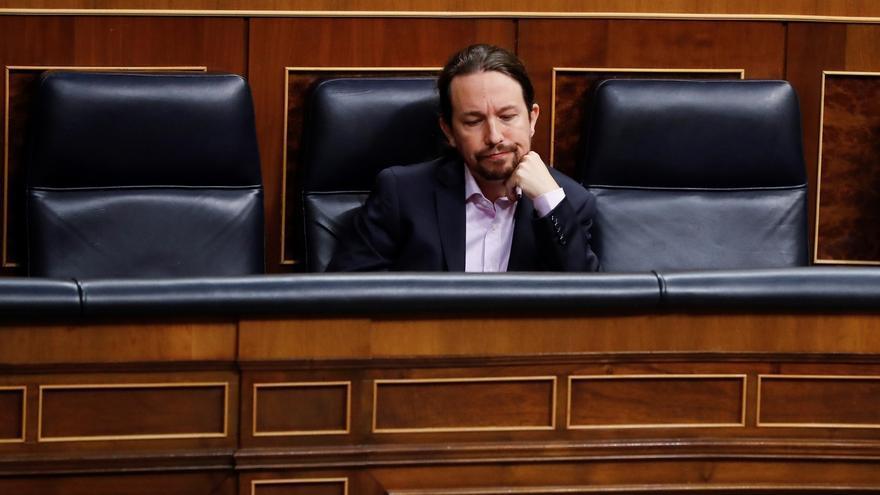 Pablo Iglesias dice ahora que quedan reuniones con el Ministerio de Escrivá para terminar de definir el ingreso mínimo