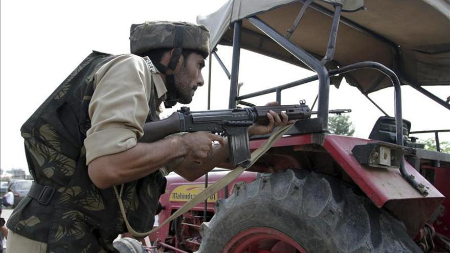 Mueren siete personas en un ataque insurgente en el noreste de la India