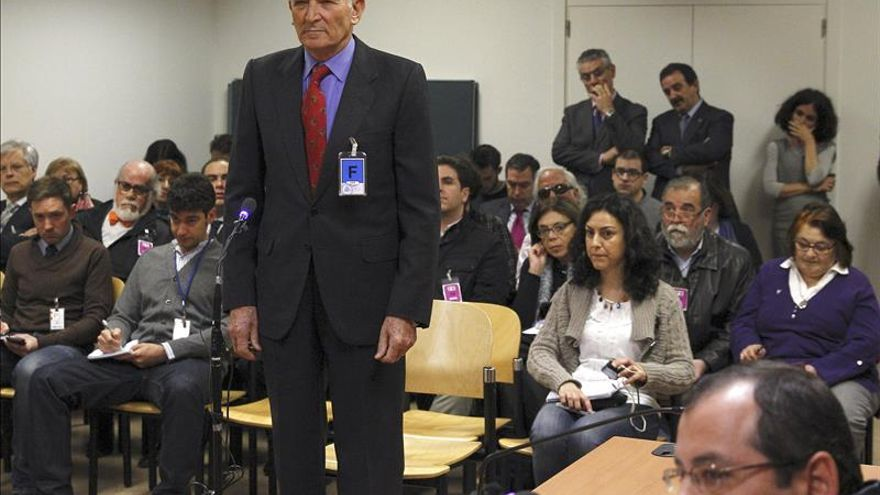 El ex guardia civil Muñecas se opone a ser extraditado a Argentina por torturas en el franquismo