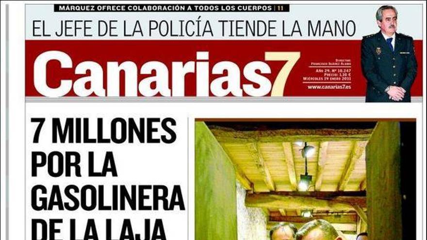 De las portadas del día (19/01/11) #2