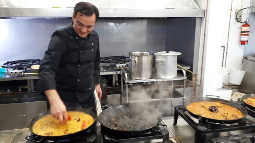 Cocina de Calasparra