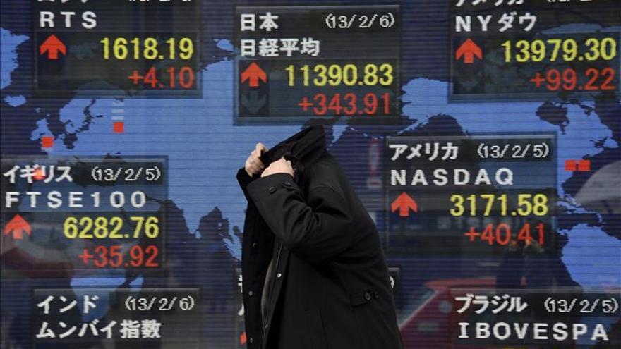 El Nikkei sube un 0,75 por ciento en la apertura