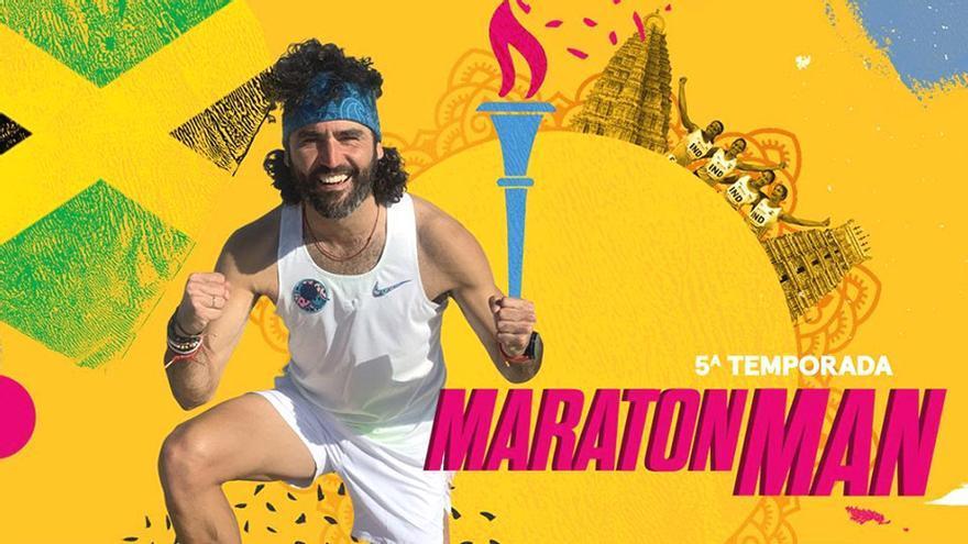 'Maraton Man' se calza de nuevo las zapatillas con el estreno de su quinta temporada