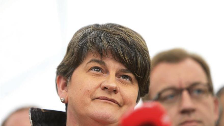Los unionistas norirlandeses proponen restablecimiento de Asamblea