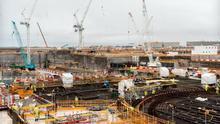 Crisis de salud mental entre los trabajadores que construyen la nueva central nuclear de Reino Unido