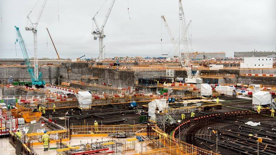 Se ha registrado una crisis de salud mental entre los empleados de la central nuclear Hinkley Point C en el Reino Unido.