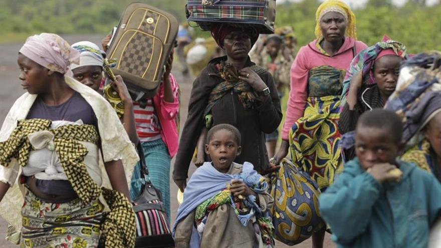 Al menos 31 muertos en enfrentamientos entre el Ejército y rebeldes en la RDC