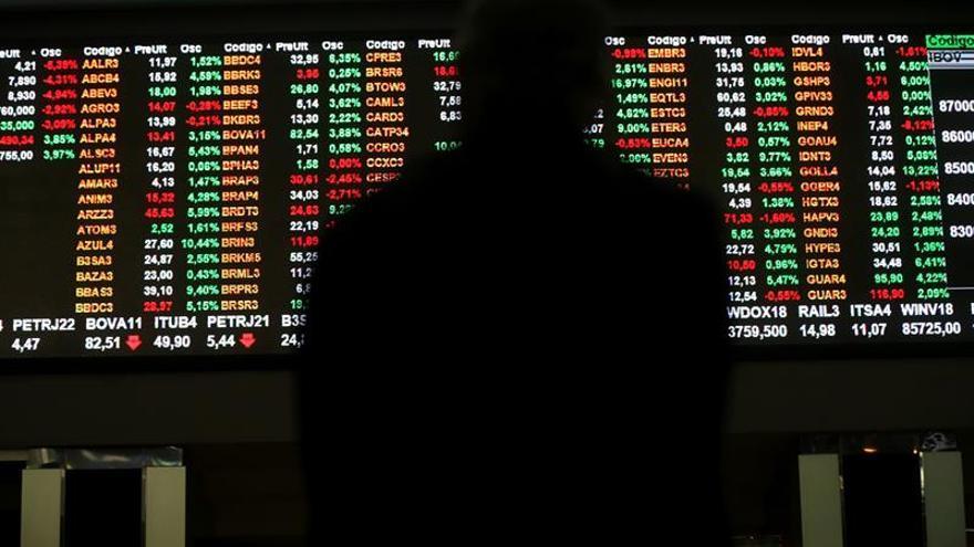 La bolsa de Sao Paulo pierde un 0,24 % en la apertura